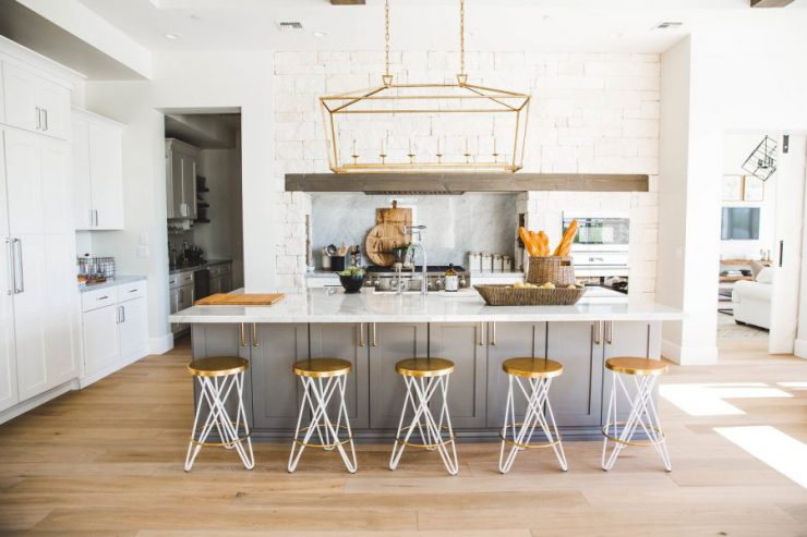 modern kitchen bar stool ideas