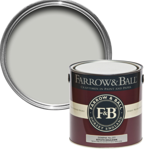 Farrow and Ball Dimpse Paint Kitchen Cabinets